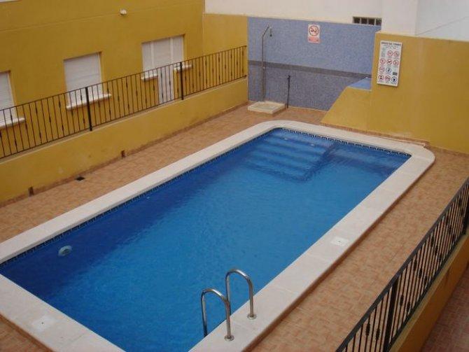 LL649 3 bedroom sunny Jacarilla Duplex apartment